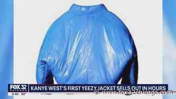 Kanye West drops $200 jacket, first piece in Yeezy Gap line - FOX 32 Chicago