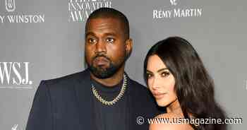Kim Kardashian Sends Love to Kanye West on His Birthday After Divorce: 'Love U for Life' - Us Weekly