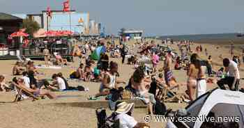 BBC weather forecast: Sunseekers flock to Southend-on-Sea beach as scorching hot weather sweeps Essex - Essex Live