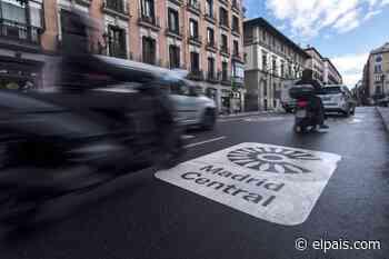 Lo que se sabe hasta ahora del nuevo Madrid Central de Almeida - EL PAÍS