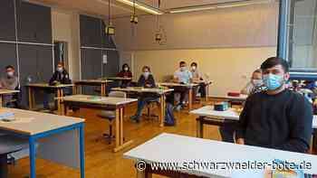 Werkreal- und Realschule - So laufen die Abschlussprüfungen in Hechingen ab - Schwarzwälder Bote