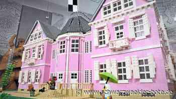 Steine.Kunst.Welten - Hohenzollerisches Landesmuseum in Hechingen präsentiert tausende Lego-Steine - Schwarzwälder Bote