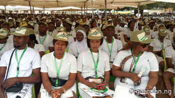 NYSC deploys 1,315 corps members to Abia | The Guardian Nigeria News - Nigeria and World News — Nigeria - Guardian