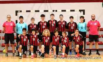 Soddisfazione per l'under 17 maschile della pallamano Camerano alle finals nazionali - romagnasport.com