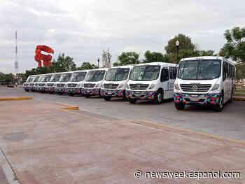 Amplían recorrido de la ruta de camiones 41 sobre Av. Ojocaliente - Noticias