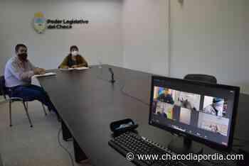 Legisladores se reunieron con referentes del Consejo de Recuperación Territorial de Miraflores | CHACO DÍA POR DÍA - Chaco Dia Por Dia