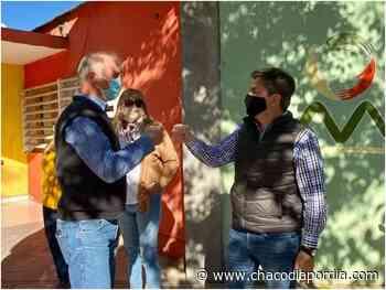 Zdero se reunió con habitantes de Miraflores por la ampliación del ejido municipal | CHACO DÍA POR DÍA - Chaco Dia Por Dia