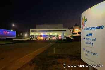 Mogelijk ammoniaklek bij Campina Lummen: werknemers geëvacue... - Het Nieuwsblad
