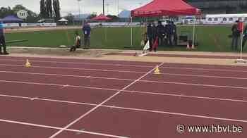 Lummense G-atlete Anke Sneyers behaalt Belgisch record - Het Belang van Limburg