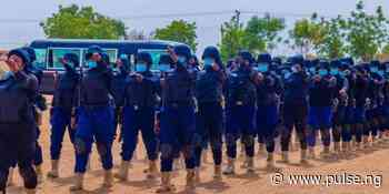 NSCDC commissions female squad to secure schools in FCT, Katsina - Pulse Nigeria