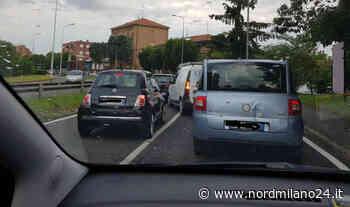 Cinisello Balsamo, code chilometriche. Traffico in tilt - Nord Milano 24
