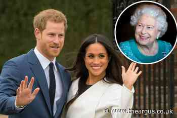 Queen was 'never asked' by Sussexes about Lilibet name