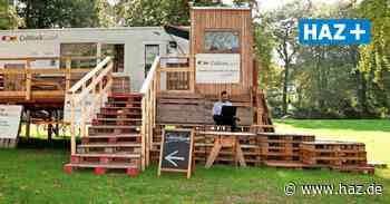 Coworking: Mobile Arbeitsplätze entstehen auf Marktplatz in Sehnde-Bolzum - Hannoversche Allgemeine