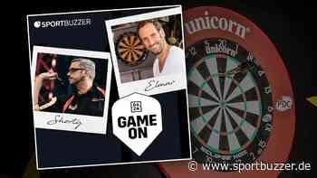 "Neue Folge ""Game On! Der DAZN Darts-Podcast"" in Kooperation mit dem SPORTBUZZER: Chill-out-Area - Sportbuzzer"