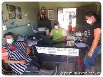 Puerto Leguízamo favorece la sanidad del sector en Punto de Servicio al Ganadero - Extra Palmira