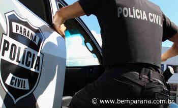 Polícia Civil prende homem por roubo em Colombo - Bem Paraná - Bem Paraná