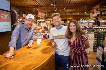 In photos: Bryan Cranston brings his new tequila to Stew Leonard's - Thehour.com