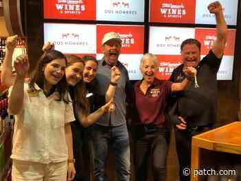 Breaking Bad Star Bryan Cranston Stops By Norwalk Wine Shop - Norwalk, CT Patch