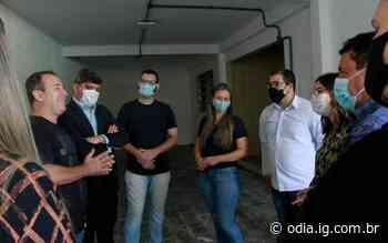 Secretária Nacional de Juventude visita Instituto Zeca Pagodinho - Jornal O Dia