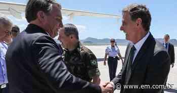 Crivella aguarda retomar passaporte para ser indicado embaixador - Estado de Minas