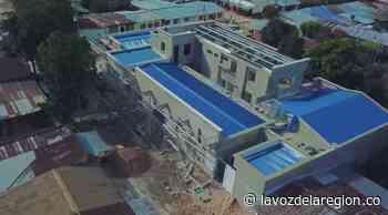 Reinician obras para terminar la construcción del nuevo hospital de Paicol - Huila