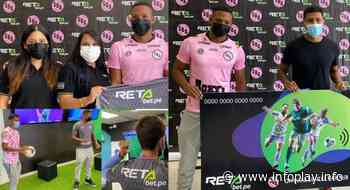 RETAbet Perú presenta su patrocinio al Club Sport Boys Association - InfoPlay