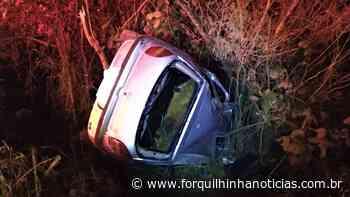 Mais um acidente de trânsito registrado na Rodovia Jorge Lacerda - Forquilhinha Notícias