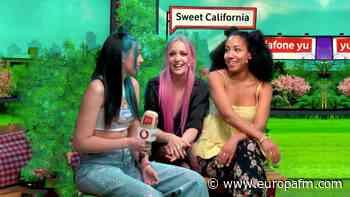 """El día que Alba, de Sweet California, estuvo en el calabozo: """"Me pillaron en la playa con una movida"""" - Europa FM"""