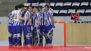 FC Porto vence Sporting e adianta-se na final do nacional de hóquei em patins - Correio da Manhã