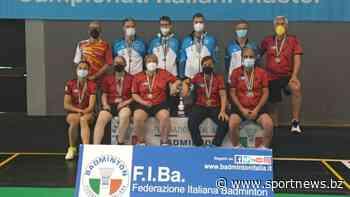 Badminton-Oldies räumen in Sardinien ab - Badminton - SportNews.bz