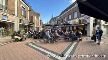 Hazebrouck s'anime pour fêter le déconfinement - L'Indicateur des Flandres