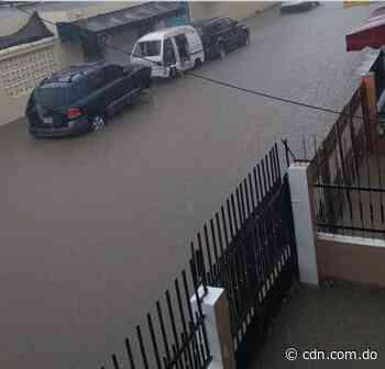 VIDEOS | Cuando llueve distintos sectores de la provincia Santo Domingo se inundan - CDN
