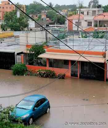 Gran Santo Domingo y Monte Plata en alerta amarilla por aguaceros - Diario Libre