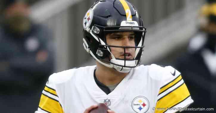 "Mason Rudolph details the importance of having a ""confidant"" in a quarterbacks coach"