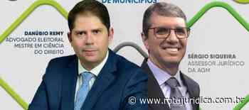 Advogados compõem a Comissão Eleitoral da Associação Goiana dos Municípios (AGM) - Rota Jurídica