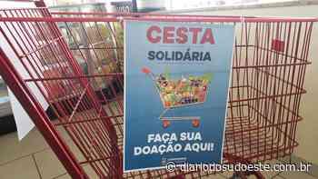 Chopinzinho lança campanha Cesta Solidária - Diário do Sudoeste