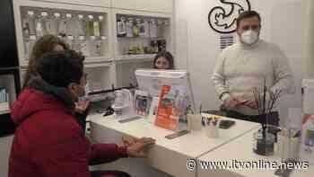Rapina alla Wind di viale Italia ad Avellino, beccata banda di Acerra - Irpinia TV