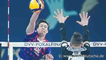 United Volleys verpflichten Nationalspieler aus Estland - Süddeutsche Zeitung - SZ.de