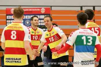 "Volleyball Bundesliga BADEN VOLLEYS SSC Karlsruhe: SSC KARLSRUHE Kaderplanung Teil 1: ""Abschied"" - Karlsruhe - Wochenblatt-Reporter"