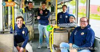 Nächste Volleyball-Haltestelle 3. Liga - Sport aus Regensburg - Nachrichten - Mittelbayerische