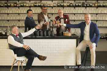 Lionsclub Markland verkoopt gin voor goede doelen