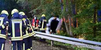 Bedburg-Rath: Autofahrer kommt von der Fahrbahn ab und stirbt bei Aufprall gegen Baum - Kölner Stadt-Anzeiger