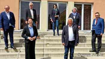 Kreis Kleve: Die Landrätin besuchte die Wohlfahrtsverbände - NRZ