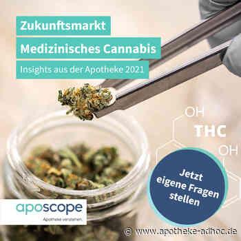 Medizinisches Cannabis in Apotheken: Unternehmen können bis 25.06.2021 eigene Fragen im Omnibus stellen