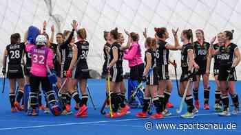 Hockey-EM der Frauen im Livestream: Deutschland gegen Italien - sportschau.de