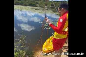Afogamento é registrado na zona rural da região de Cajazeiras e bombeiros orientam sobre prevenção - Diário do Sertão