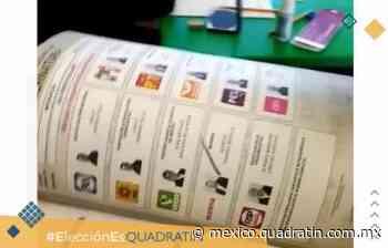 Crimen organizado influyó en elección en Michoacán: Zambrano - Quadratín México
