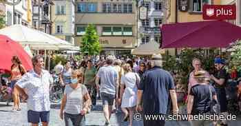 Landkreis Lindau: Corona-Inzidenz steigt leicht über 35 - Schwäbische