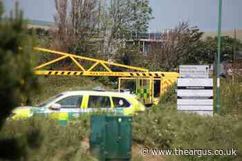 Police called after body found in a car park in Shoreham