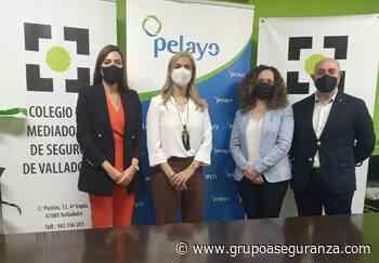 El Colegio de Valladolid y Pelayo seguirán colaborando - Grupo Aseguranza
